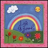 life is Good from Rachel Spiker at The Rachel Chron