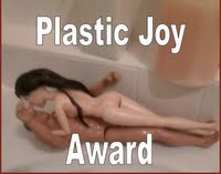 plastic joy award