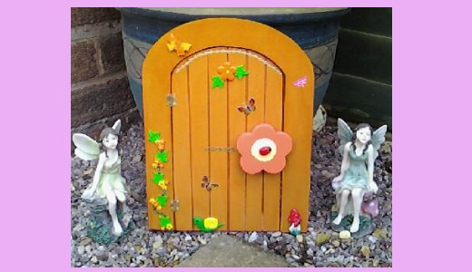 You can actually buy one of these at http://www.enchanteddoorways.co.uk/