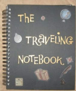The Traveling Notebook