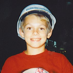 My Oldest Son Dusty when he was 8