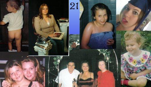 21 years of Samantha