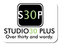 I was the Featured blogger for Studio 30+