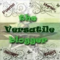 Versatile blogging award