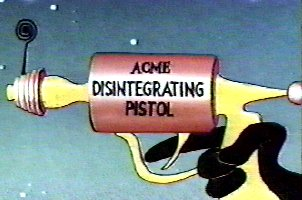 Acme Disintegrating Pistol. a birthday present to ThePeachy1 from Kristie Richards Gartner