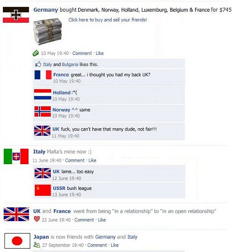 matthew leebs college humor ww2 facebook history