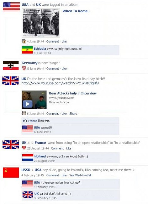 ww2 history lesson for american teens via facebook and matthew leebs on college humor