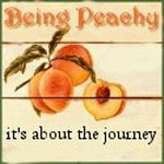 being peachy, it's all about the journey