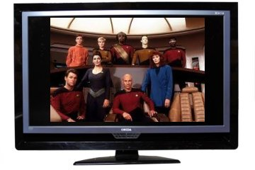 Star Trek the next Generation on Tv