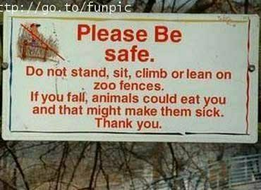 zoo animals get sick eating idiots