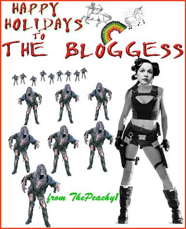 Christmas Card for the Bloggess