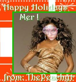 A Holiday Card for OH That Meredith Blumoff