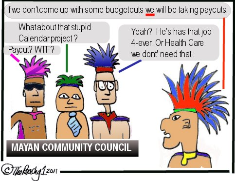 thepeachy1, politics, being peachy, mayans, calendar, 2012, apcolypse,  council meeting, pay cuts, health care.