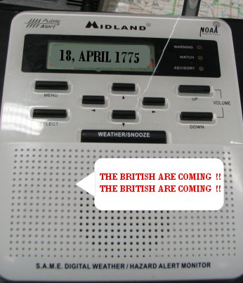 outdated weather radio