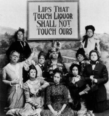 liquor and women, reasons to drink, prohibition