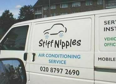 stiff nipples air conditioning service